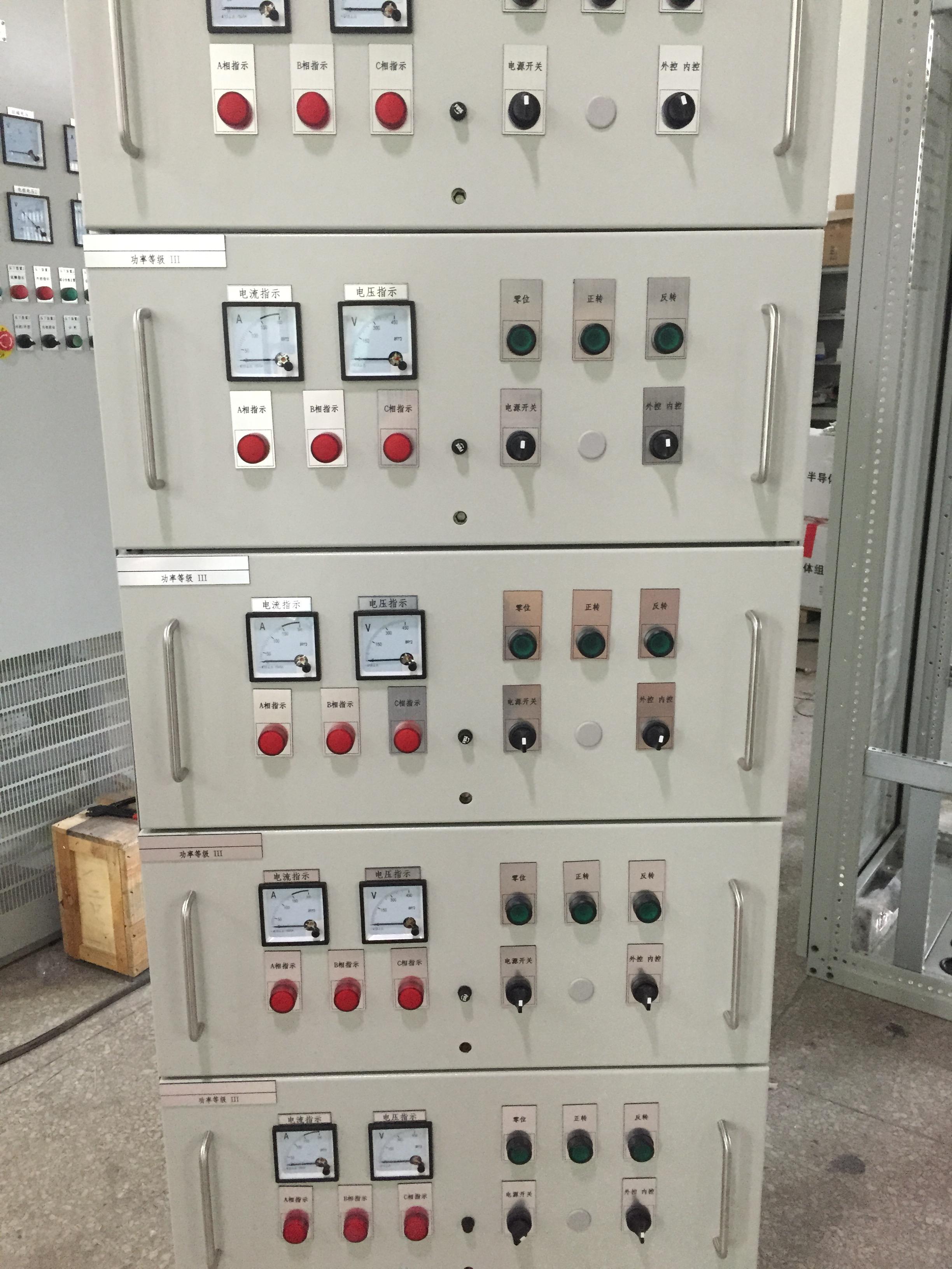 轧钢厂传动柜改造