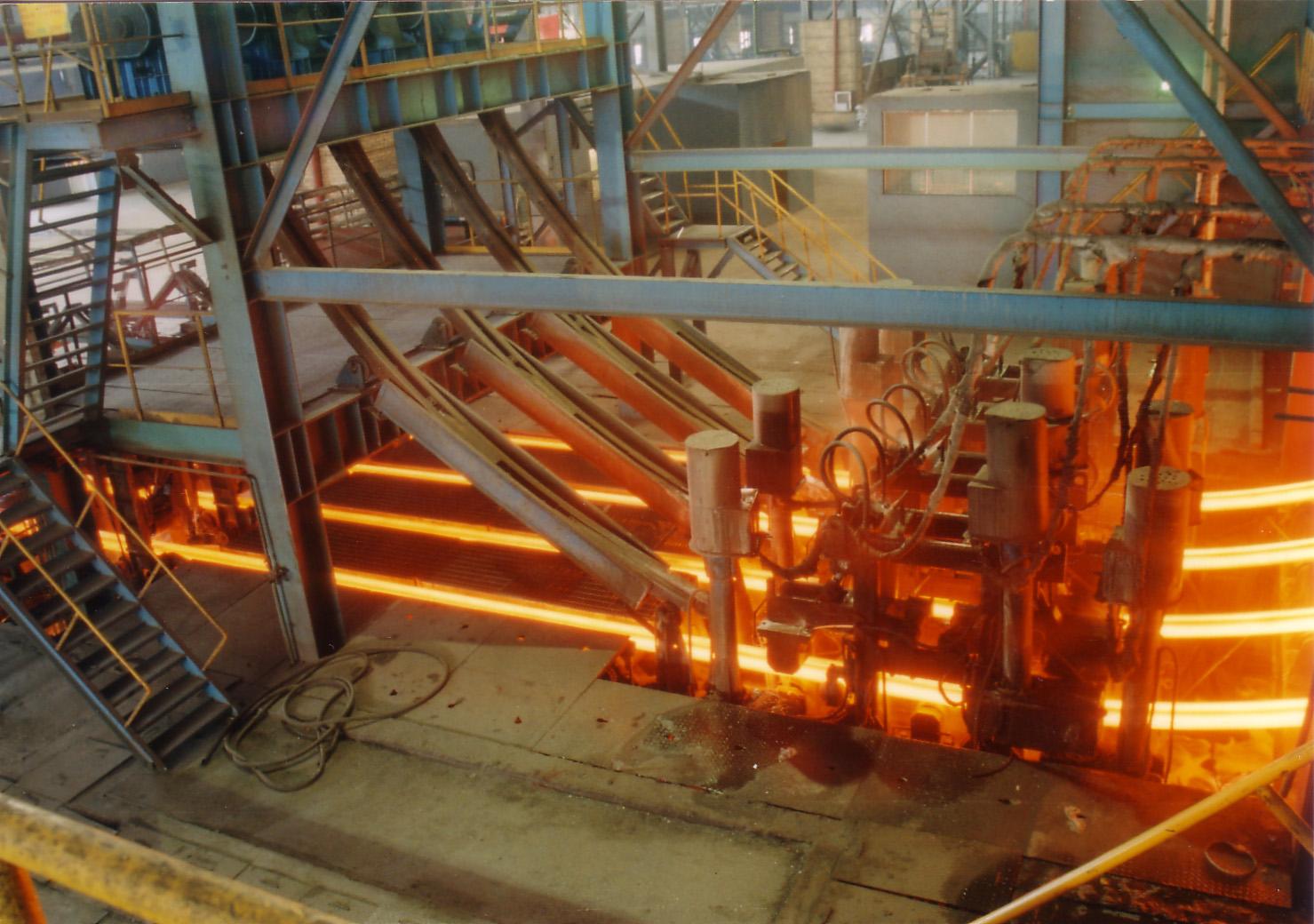 轧钢厂自动化改造