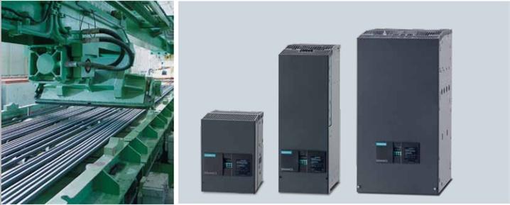 工厂升级改造直流传动系统