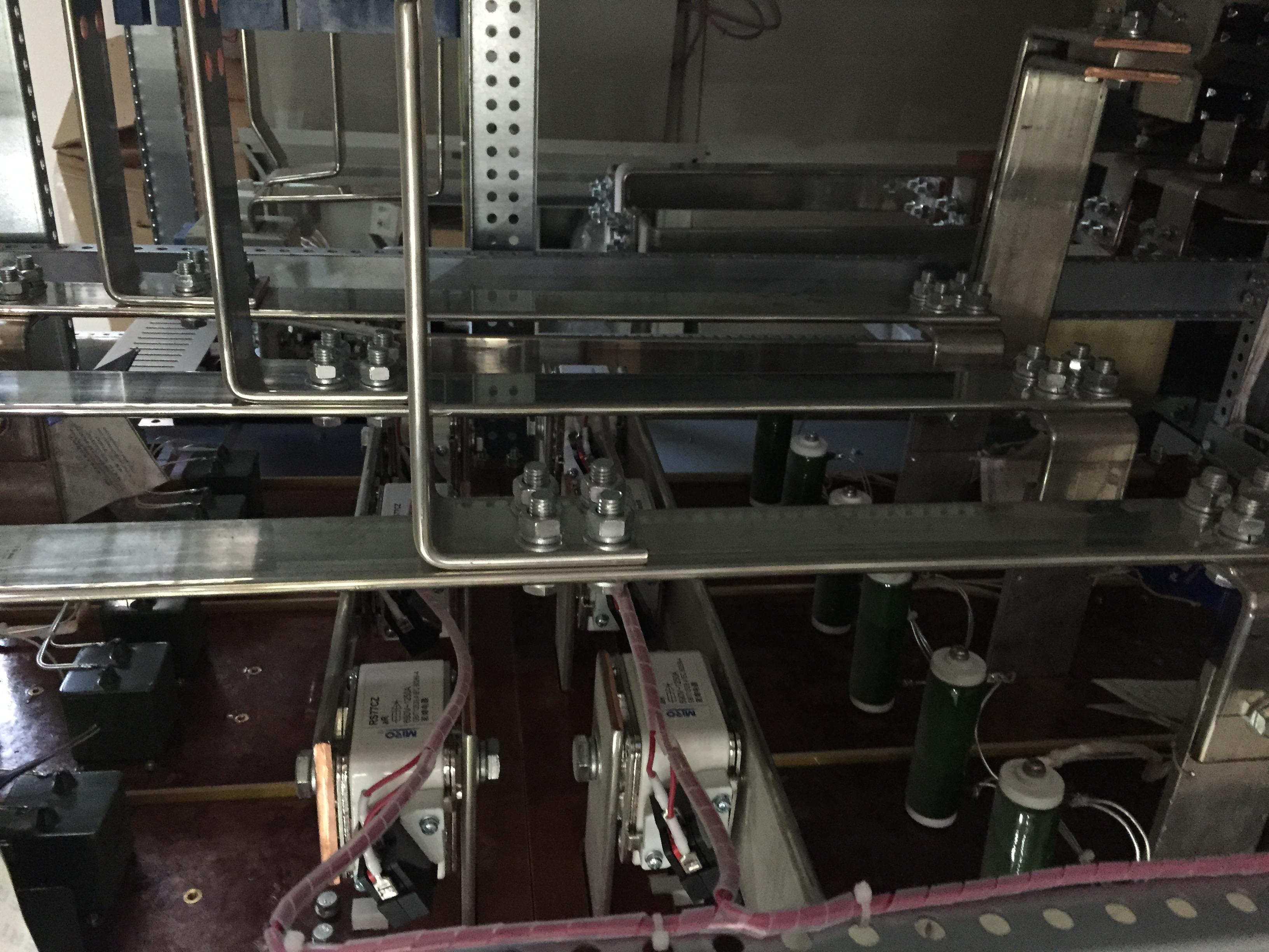 山东永锋钢铁二轧、三轧空冷改造工程