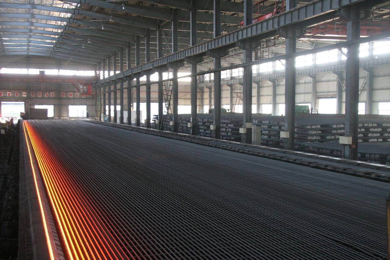棒材厂轧钢车间传动改造项目