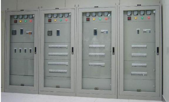 60万吨球团三电系统