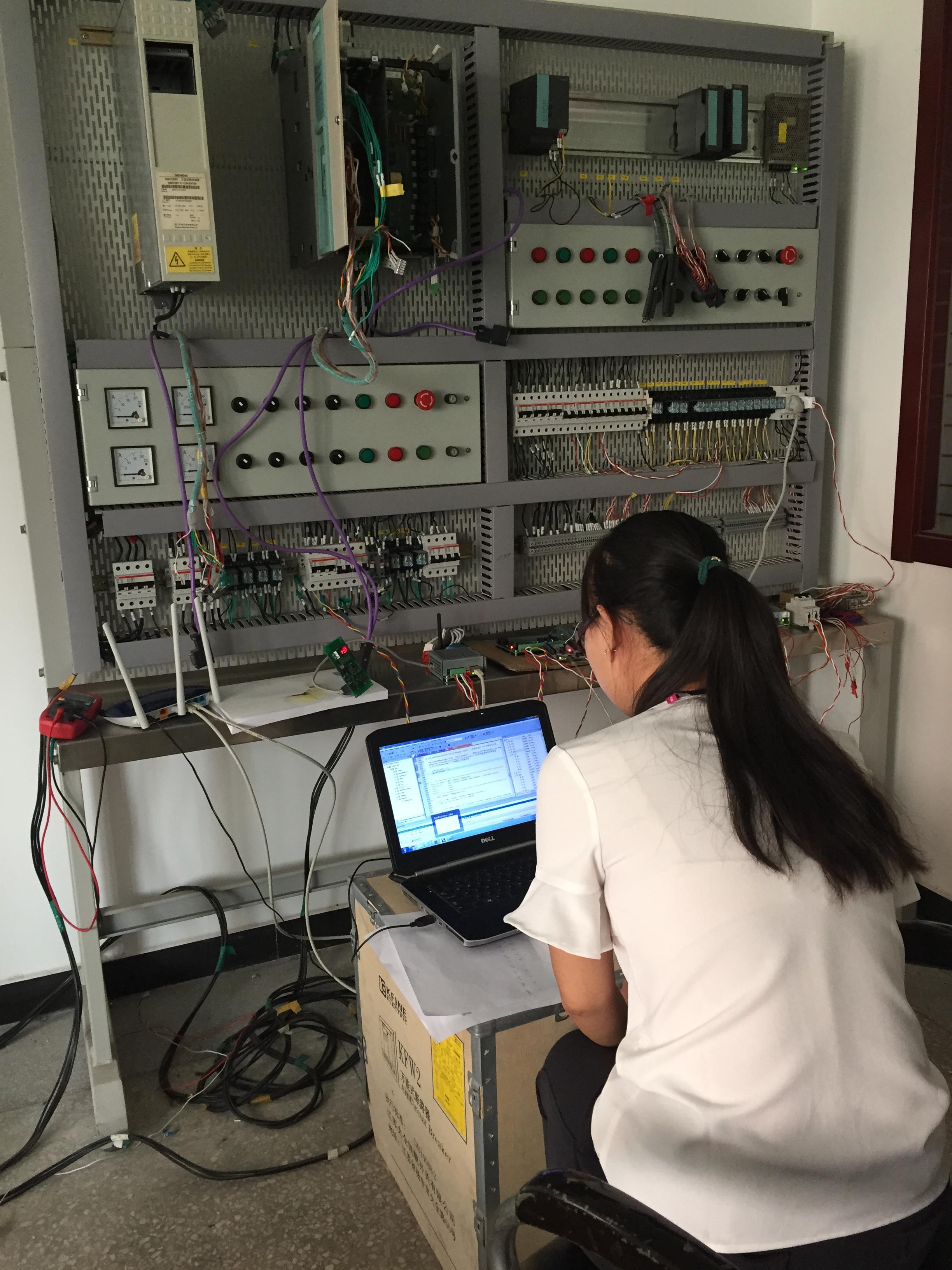 棒材线生产管理系统(二轧)