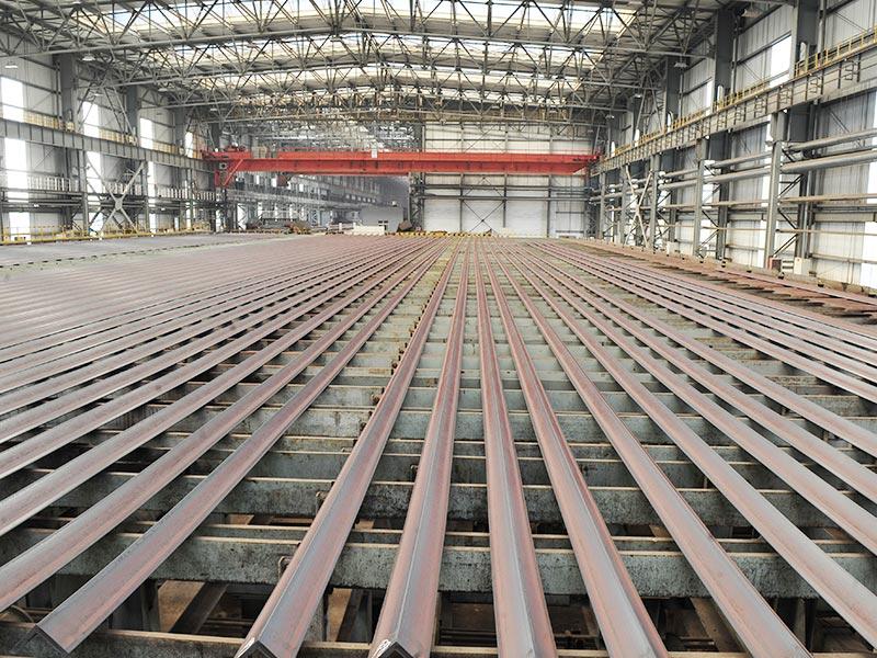 蒲钢有限公司电梯导轨轧制线升级改造工程冷床改造项目