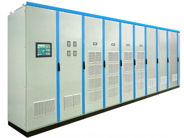 H型钢生产线励磁系统