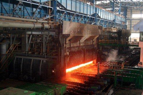 620mm带钢生产线