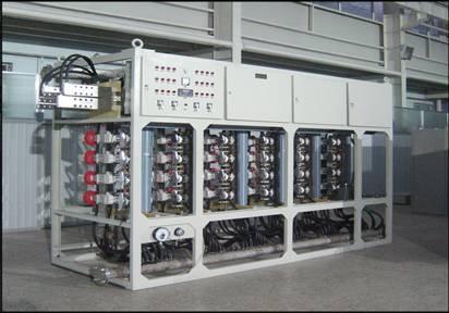 棒材厂小型车间整流柜、直流传动柜